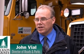 Meet Your Department: John Vial, Roads