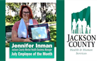 Meet The People: Jennifer Inman – Mental Health EOTM Story