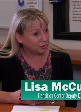 Meet Your Department - Lisa McCurley Transition Center