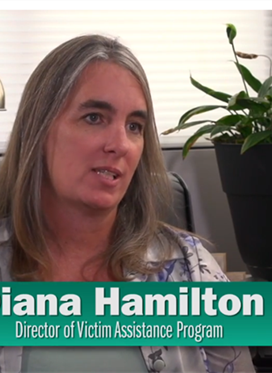 Meet the People - Diana Hamilton, DA'S Office
