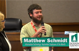 Meet the People - Matthew Schmidt, Employee of...