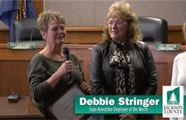 Meet Debbie Stringer - November Employee of...