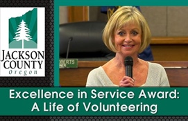 Excellence in Service Award:  A Life of...