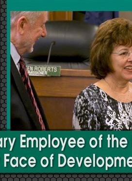 February Employee of the Month:  The Friendly Face of...