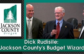 Dick Rudisile: Jackson County's Budget Wizard
