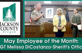 Employee of the Month: Sergeant Melissa Dicostanzo