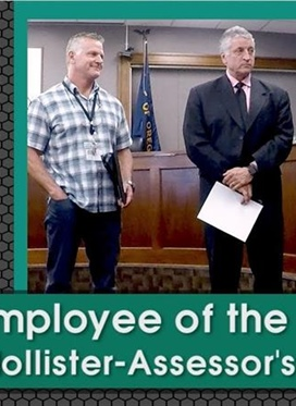 June Employee of the Month: Greg Hollister
