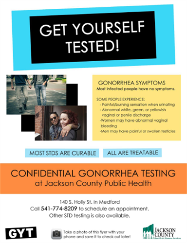 Get Yourself Tested