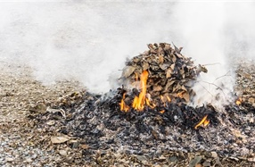 Open Burning Requirements in Jackson County