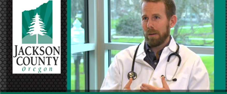 """Meet Jackson County's Addictionologist"" featuring Dr...."