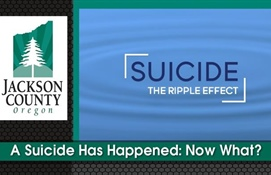 A Suicide Has Happened, What Now?