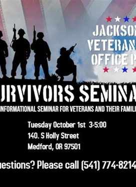 Jackson County Veteran Services Office...