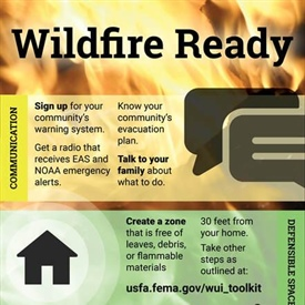 Are you ready for fire season?