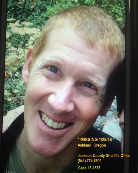 Search Underway for Missing Runner