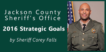 JCSO Weekly Update - Sheriff Falls