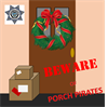 Beware of Porch Pirates (Photo)