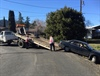Car Full of Teens Crashes in South Medford (Photo)