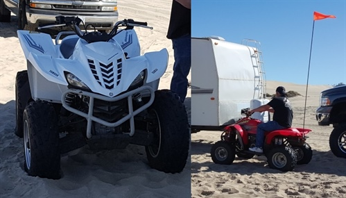 Crime Stoppers: Deputies Seek ATV Thief