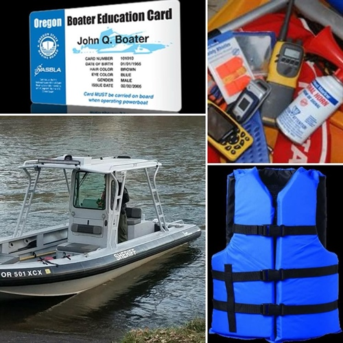 JCSO Marine Patrol Offers Boat Safety Exams (Photo)