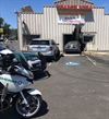 Car Crashes into Restaurant (Photo)