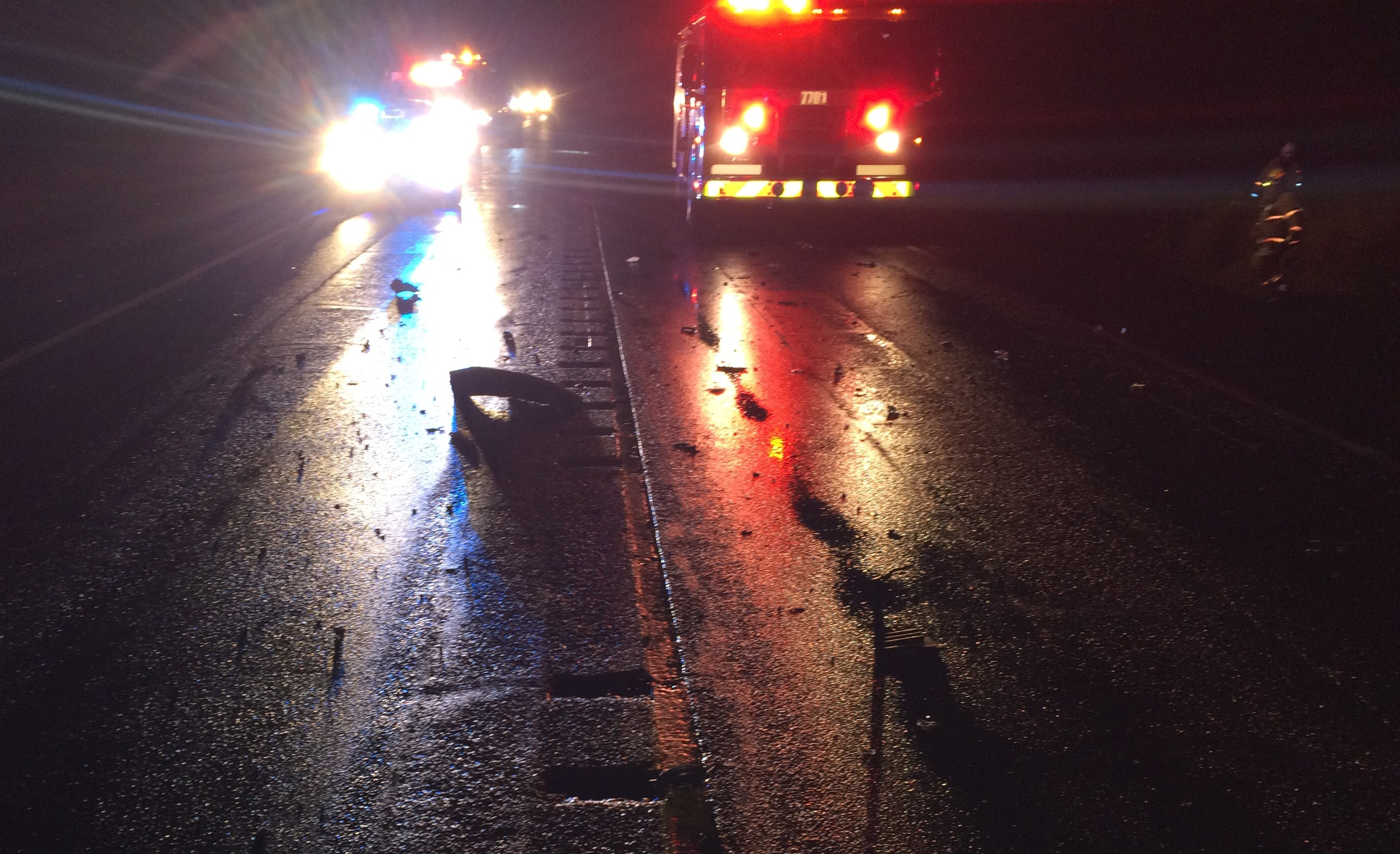 Alcohol Use Suspected in Fatal Crash (Photo)