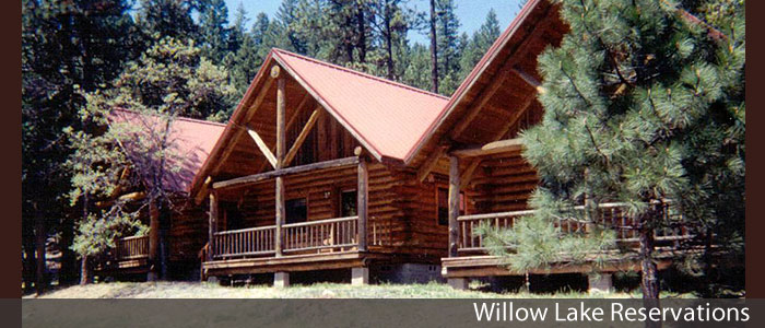 Willow Lake Reservations