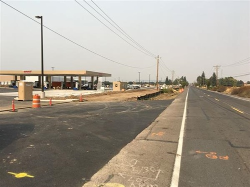 Table Rock Road (Biddle to near I5) Reconstruction Project - Oct 10, 2017 Update