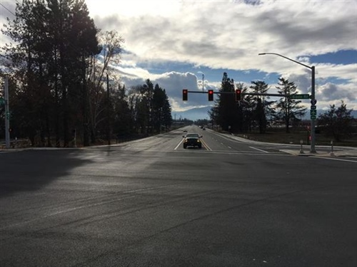 Table Rock Road (Biddle to near I-5) Reconstruction Project - COMPLETE!