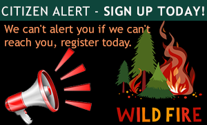 Citizen Alert - Register Today!