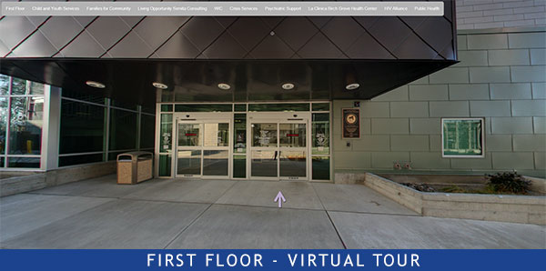 HHS First Floor Virtual Tour