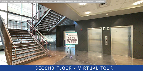 Second Floor Virtual Tour