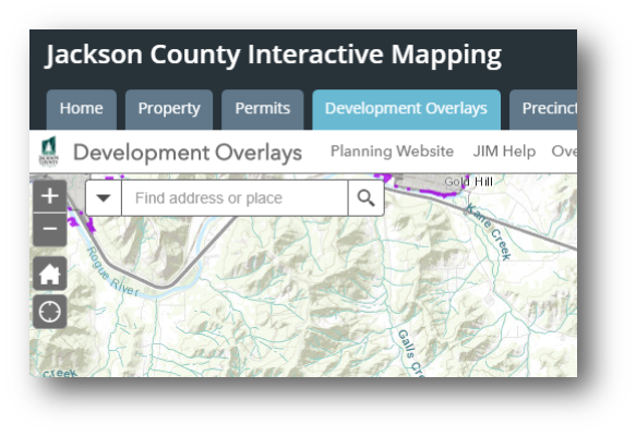 Jackson Interactive Mapping