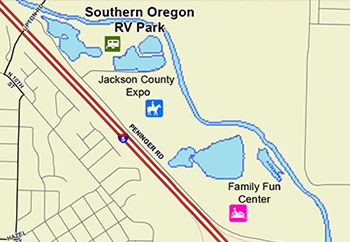 Contact Location Southern Oregon Rv Park