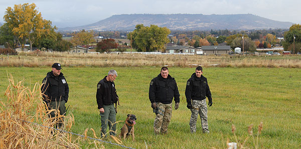 K9 Search Team