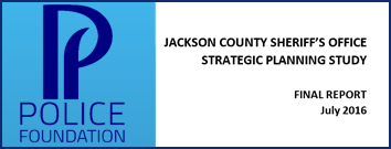 2016 Strategic Planning Report