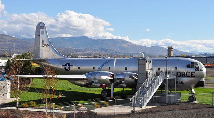 KC-97 Fuel Tanker