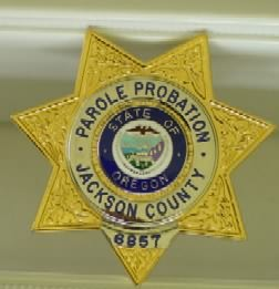 Parole/Probation Officer Badge