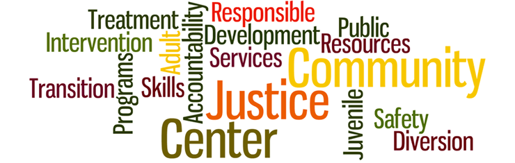 community justice contact adult services staff
