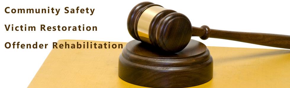 public safety adult criminal justice supervision offender program
