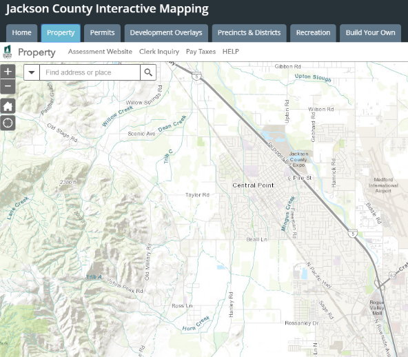 GIS Mapping Tool