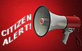 Citizen Alert - Be Prepared, Sign Up TODAY!