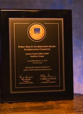 Healthy Community: Public Health Accreditation Story -...