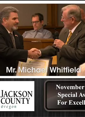 JC Potpourri: Mr Michael Whitfield Special Award for...
