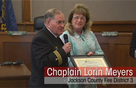 JC Potpourri: March Community Service Award...