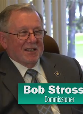 Meet the People – Commissioner Bob Strosser