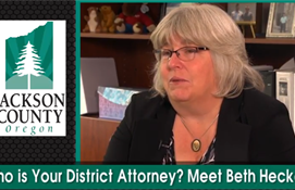 Who is Your District Attorney?  Meet Beth Heckert
