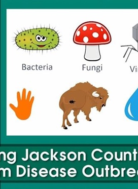 Keeping Jackson County Safe from Disease Outbreaks...