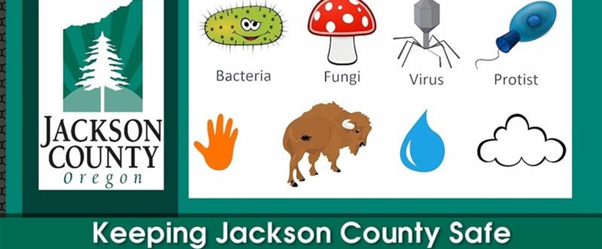 Keeping Jackson County Safe from Disease...