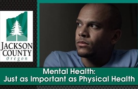 Mental Health: Just as Important as Physical...