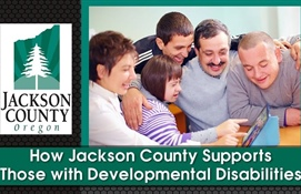 How Jackson County Supports Those with...
